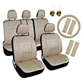 Leader Accessories Auto Seat Cover 17 pcs Combo Review and Comparison