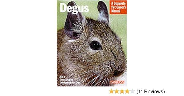 Degutopias Guide to Degu Care