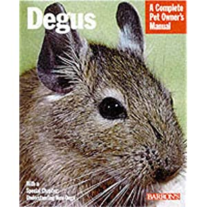 Degus (Complete Pet Owner's Manuals) 8
