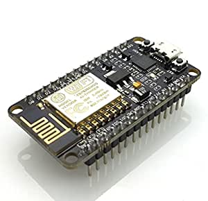 HiLetgo New Version ESP8266 NodeMCU LUA CP2102 ESP-12E Internet WIFI Development Board Open source Serial Wireless Module Works Great with Arduino IDE/Micropython