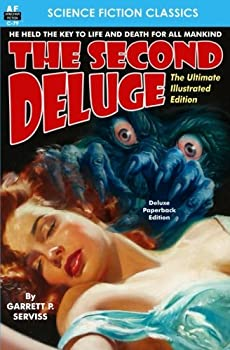 The Second Deluge by Garrett P. Serviss science fiction and fantasy book and audiobook reviews