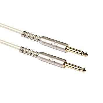 Taoytou Cable de extensión de Audio para Guitarra eléctrica ...