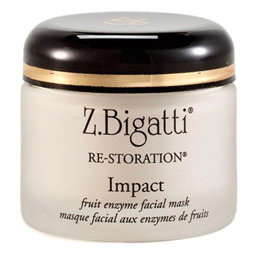 (Z. Bigatti Re-Storation Fruit Enzyme Facial Mask, Impact, 2 oz (56 g))