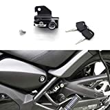 Motorcycle Helmet Lock Anti-Theft For Kawasaki