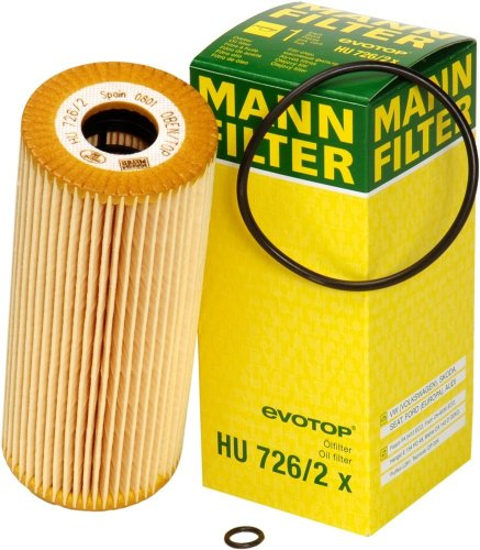 Mann-Filter HU 726/2 X Metal-Free Oil Filter - 2001 Volkswagen Golf Oil