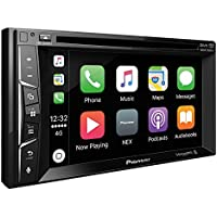 Pioneer AVH-1300NEX Multimedia DVD Receiver with 6.2 WVGA Display/Apple CarPlay/Built-in Bluetooth/SiriusXM-Ready/AppRadio Mode +