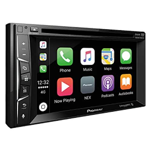Pioneer AVH-1300NEX touchscreen car stereo review