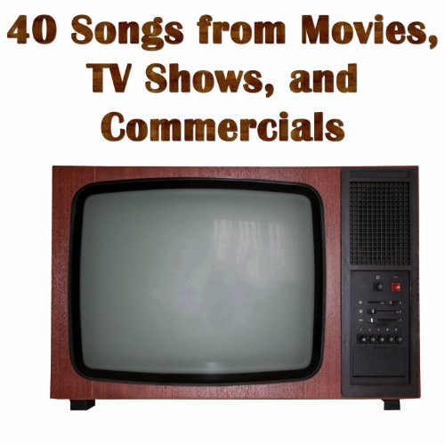 Amazon.com: 40 Songs From Movies, TV Shows, And