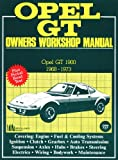 Opel GT 1900, 1968-73, Brooklands Books Ltd, 1870642864