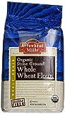 Arrowhead Mills Organic Stone Ground Whole Wheat Flour, 5 Pound -- 6 per case.