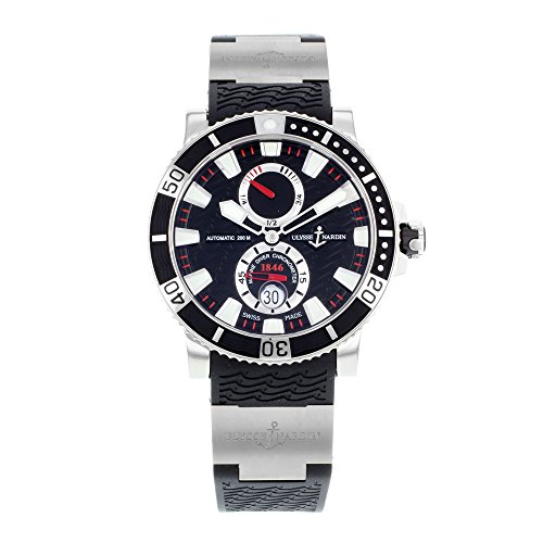 Ulysse Nardin Maxi Marine Diver Titanium Men's Automatic Chronometer Watch 263-90-3/72 (Maxi Nardin Ulysse)