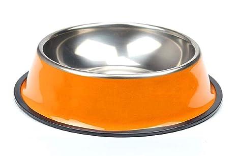 QWER Alimentador de Mascotas Fuente de Agua de Acero ...