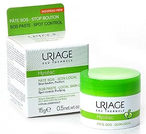 Amazon com : URIAGE Hyseac SOS Paste, SOS-cream for local