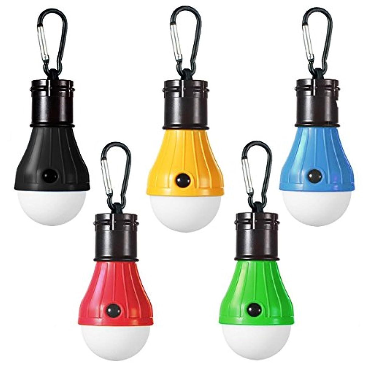 [해외] LED랜턴 아웃도어용 매닮 3 LED 옥외 캠프 텐트 라이트 전구 낚시 랜턴 포터블 회중전등 낚시 초롱제등