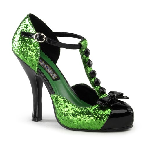 Womens St Patrick's Day Shoes T Strap