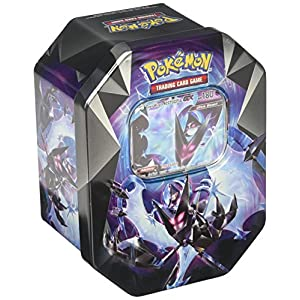 Pokemon 2018 Spring Dawn Wings NECROZMA Purple TIN- Dawn Wings