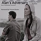 Alan's Adversary: Men of Fredericksburg Texas, Book 3 | Tina A. Gaskins