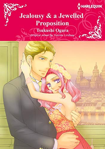 Jealousy & a Jewelled Proposition: Harlequin comics (English Edition)