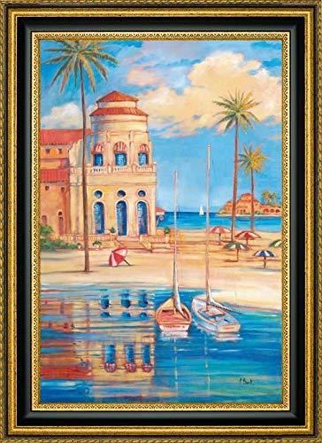 Beach Club I by Paul Brent - 20.25