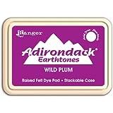 Ranger ASP-19077 Adirondack Earthtones Ink Pad, Wild Plum