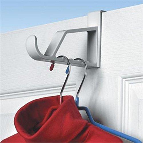 Pack of 2. My Helper Over The Door Hooks