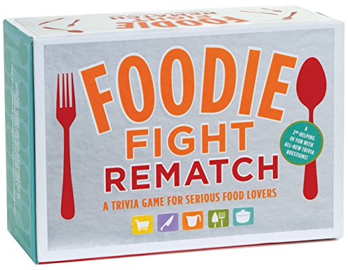Foodie Fight Rematch: A Trivia Game for Serious Food Lovers PDF