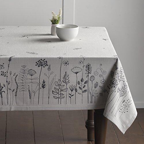 Maison d' Hermine Flore 100% Cotton Tablecloth 54 Inch by 72