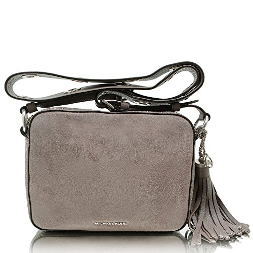 39947d53230b MICHAEL Michael Kors Women's Brooklyn Camera Bag, Cinder, One ...