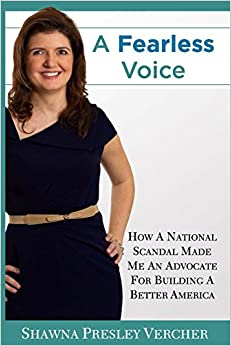 Book A Fearless Voice: How a National Scandal Made Me an Advocate for Building a Better America
