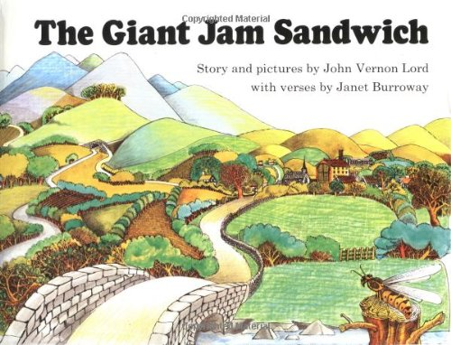 China Jam (The Giant Jam Sandwich (Sandpiper Book))
