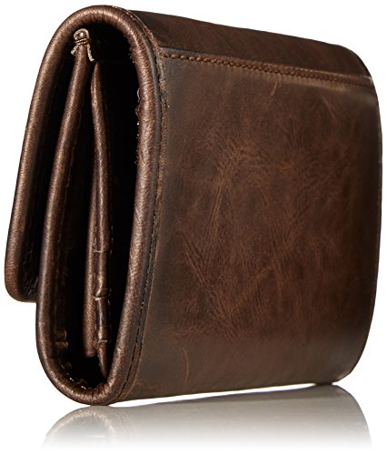 Melissa Continental Snap Wallet, Slate by FRYE (Image #2)