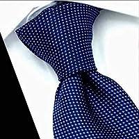 YXN Corbatas Azules/Corbatas de la Novedad/Corbata de los Hombres ...