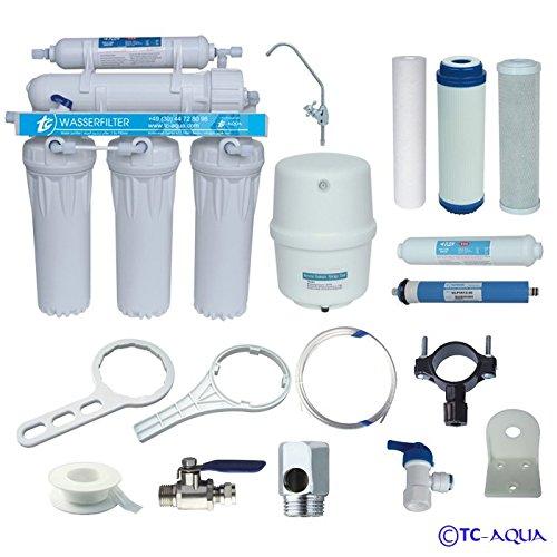 Aquamarin RO 5 Umkehrosmose Wasserfilter Waterfilter
