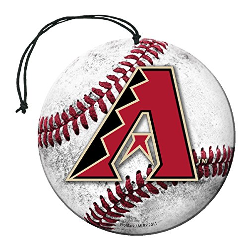 (MLB Arizona Diamondbacks Auto Air Freshener, 3-Pack)