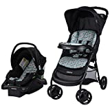 Cosco Lift and Stroll Plus Travel System - Etched Arrows
