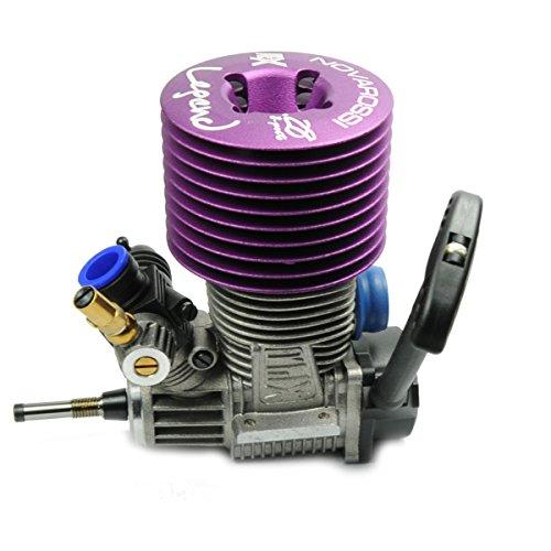 Rex Legend 28 Truggy 8-Port Pull Start Engine Turbo Plug (Steel Bearings)
