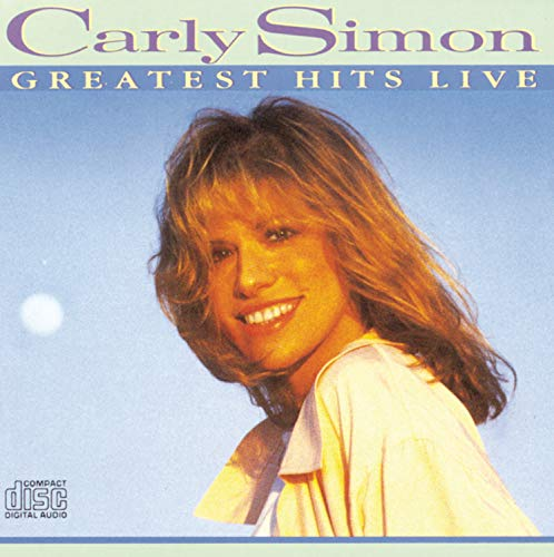 Greatest Hits Live (Best Of Carly Simon Cd)