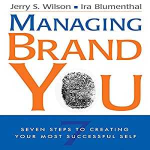 Managing Brand You Audiobook