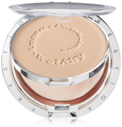Face Spice (Prestige Cosmetics Multitask Wet and Dry Powder Foundation, Soft Spice, 0.35 Ounce)
