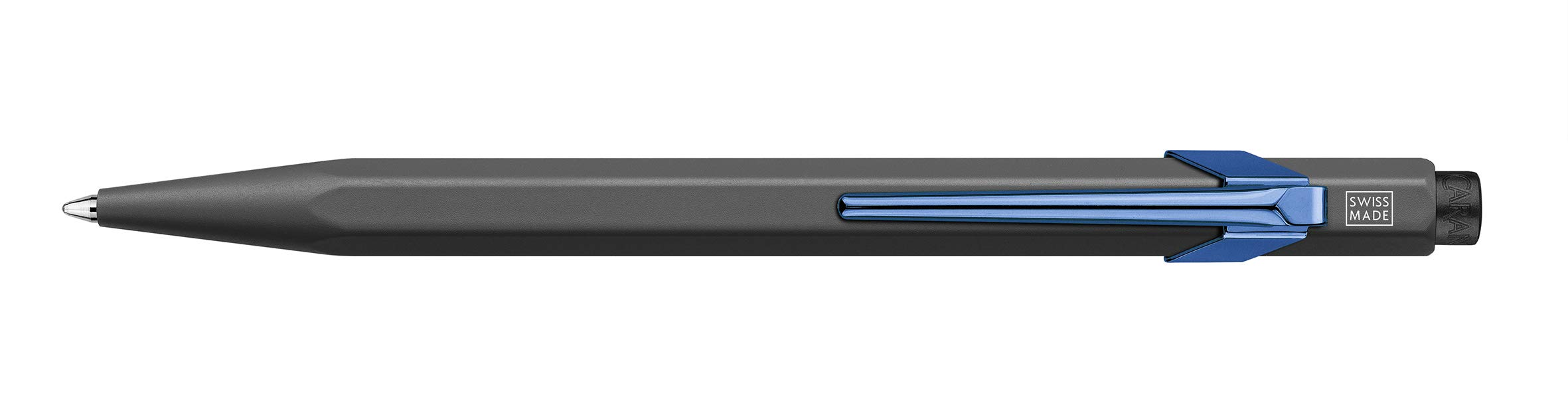 Caran d'Ache Claim Your Style Limited Edition 849 Ballpoint Pen, Grey (849.549)