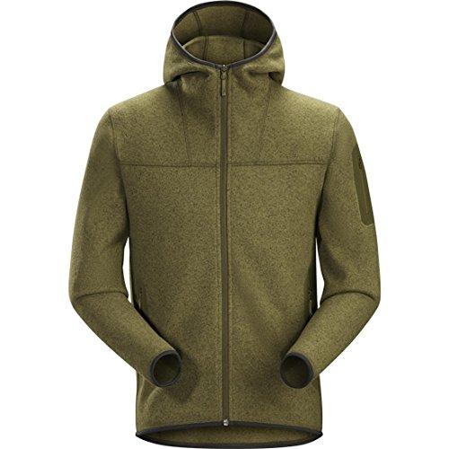Arcteryx Covert Hoody Jacket (Arc'teryx Covert Hoody Mens Jacket - Medium/Roman Pine)