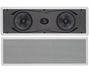 "Yamaha NS-IW760 6.5"" 2-Way In-Wall Speaker System (White)"