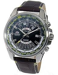 Orient Automatic Multi Year Calendar World Time SEU0B003FH Mens Watch