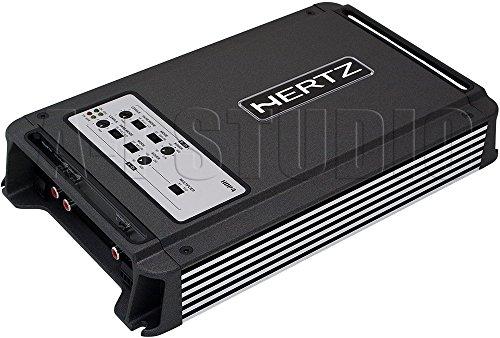HDP4 Hertz 4-Channel 1000W Max D-Class Amplifier