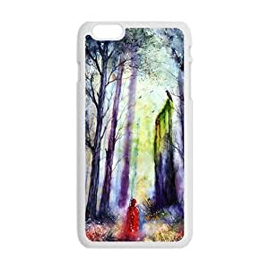 Andre-case Abstract forest scenery cell For SamSung Galaxy S6 Phone Case Cover 7dktLom0MAD