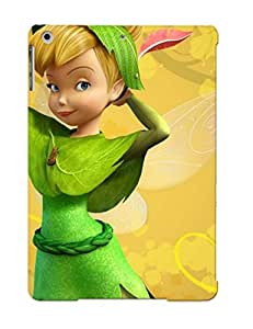 New WkmmlYW5488SRNSe Tinker Bell In Peter Pan Outfit Tpu Cover Case For Ipad Air - Best Gift Choice For Christmas