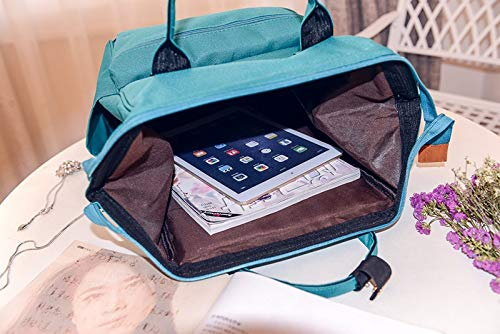 Image Unavailable. Fashion Women Backpacks Female high quality School Bag  For Teenagers Girls Travel Rucksack Big Space Backpack e7ac0a6c3495c