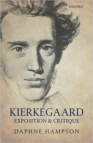 Book Kierkegaard: Exposition & Critique