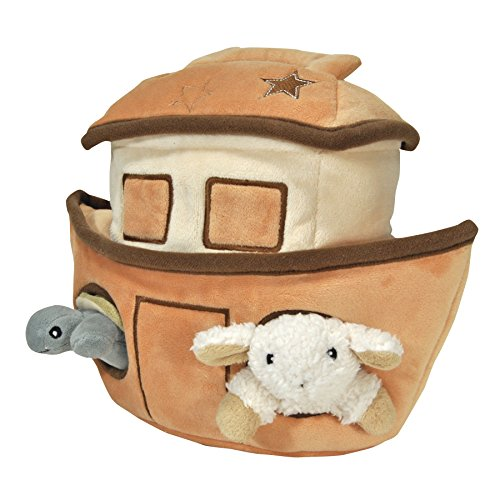 nds Noah's Ark, Brown/Beige (Animal Ark Crib)