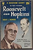 img - for ROOSEVELTS AND HOPKINS IN TWO VOLUMES book / textbook / text book